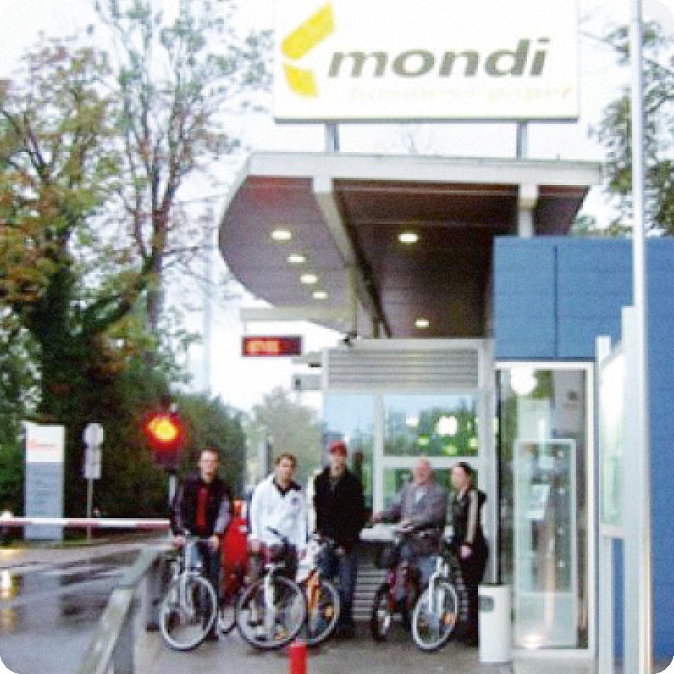Mondi Radweg