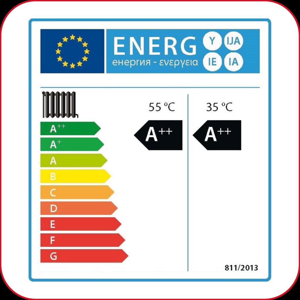 7 energielabel